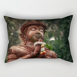Wat Palad Rectangular Pillow