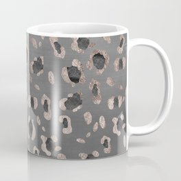 Leopard Animal Print Glam #6 #shiny #pattern #decor #art #society6 Coffee Mug