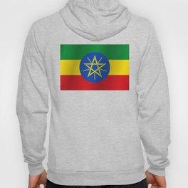 Ethiopian Flag Hoody