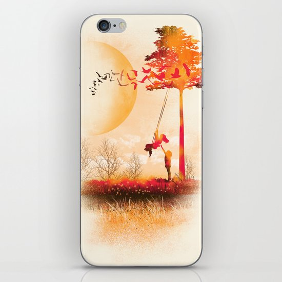 A Moment Like Forever iPhone & iPod Skin