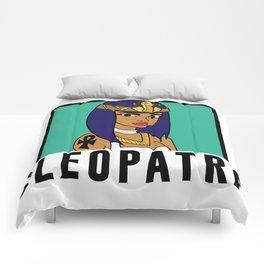 Cleopatra Modern Egyptian Queen Comforters