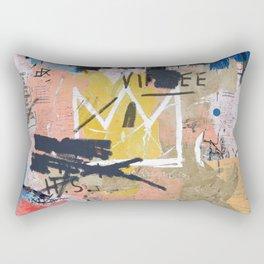 Boom For Real Rectangular Pillow