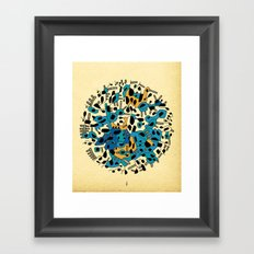 - age of the sun_03 - Framed Art Print