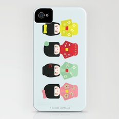 Kokeshi iPhone (4, 4s) Slim Case