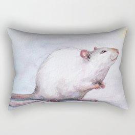 Wishing on a star Rectangular Pillow