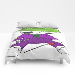 Voodoo Joker Comforters