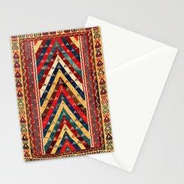 Kurdish Azerbaijan Northwest Persian Niche Kilim Print Stationery Cards