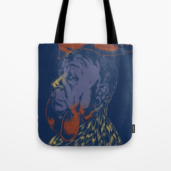 Hitch-Cock! Tote Bag