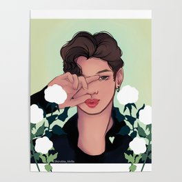 Purple U: RM Poster