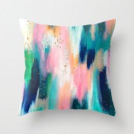 Brushstroke no.44 Throw Pillow