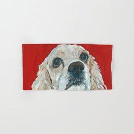 Lola the Cocker Spaniel Hand & Bath Towel