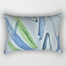 Water Theme Rectangular Pillow