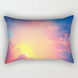 The Last Spark Rectangular Pillow