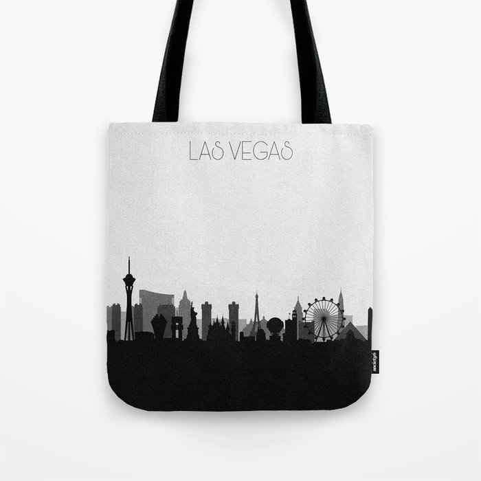 City Skylines: Las Vegas (Alternative) Tote Bag
