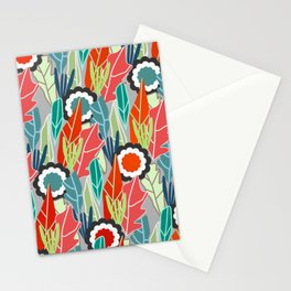 Floral jungle Stationery Cards