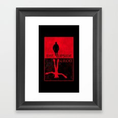 The Upside Down Framed Art Print