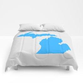 Michigan Football Comforters