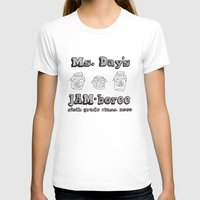 T-shirts featuring Jammin' JAM-boree by helloannndie