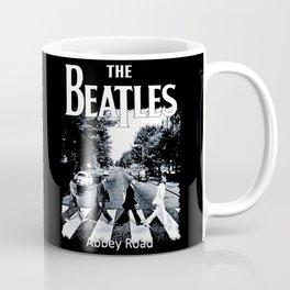 Abbey Road Walking Coffee Mug