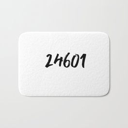 24601 - Les Miserables Bath Mat