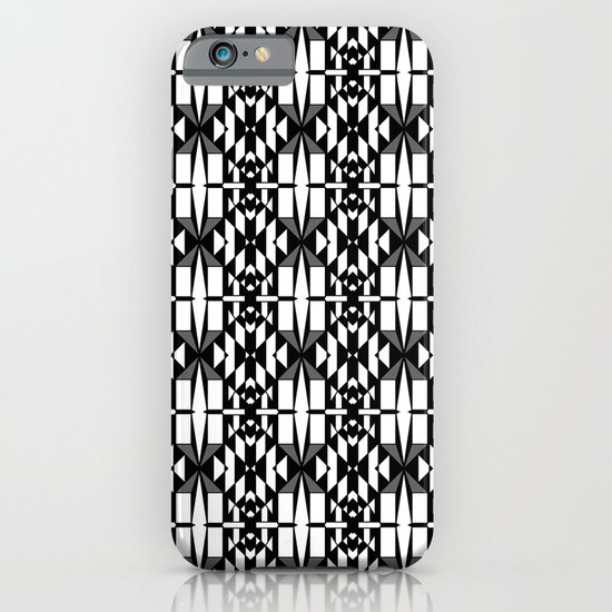 Black and White 2 iPhone & iPod Case