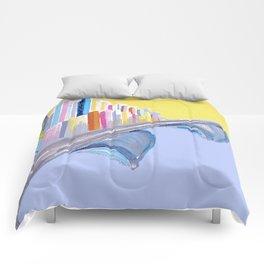Passing Through Comforters