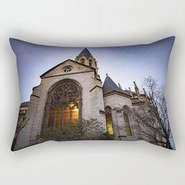 Église Saint Georges in Lyon, France Rectangular Pillow