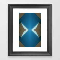 sym6 Framed Art Print