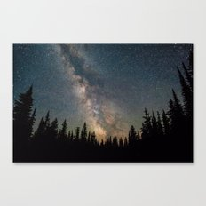 Galaxy III Canvas Print