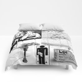 The constellation erotique 2865 Comforters