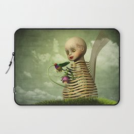 The Open Cage Laptop Sleeve