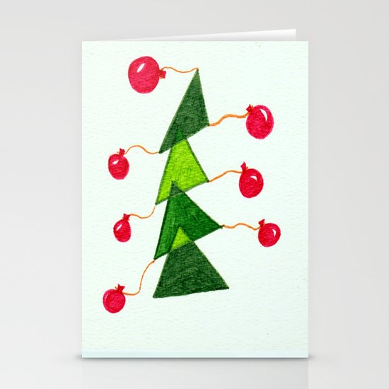 CHRISTMAS!! Stationery Cards