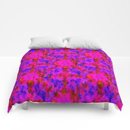 Cubed up..... Comforters