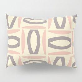 Alcedo - Pink Pillow Sham