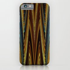 Herbstwald - Muster Slim Case iPhone 6s