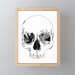 Still Existing Framed Mini Art Print