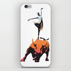 bullerina iPhone & iPod Skin