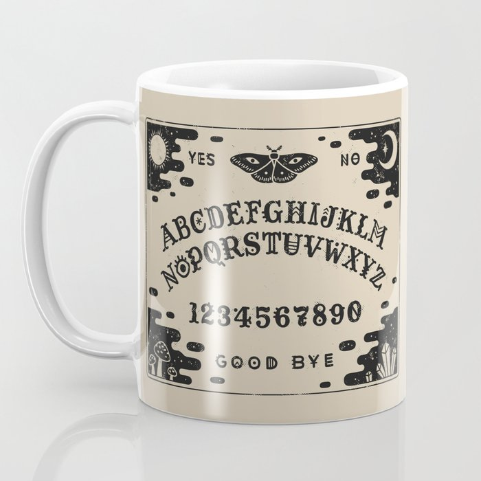Spirit Board Coffee Mug