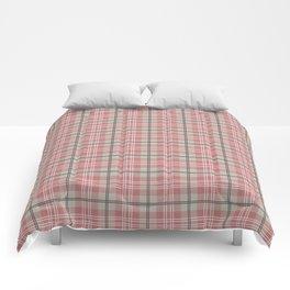 Scottish plaid 3 Comforters