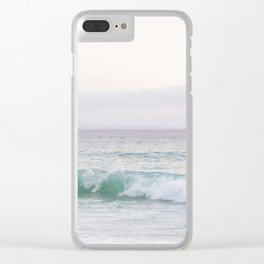 Hyams Beach Clear iPhone Case