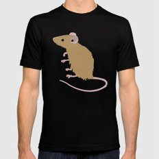 Modest Mouse Black Mens Fitted Tee MEDIUM