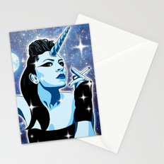 Ladycorn Stationery Cards