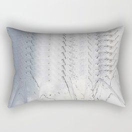 marble slide Rectangular Pillow