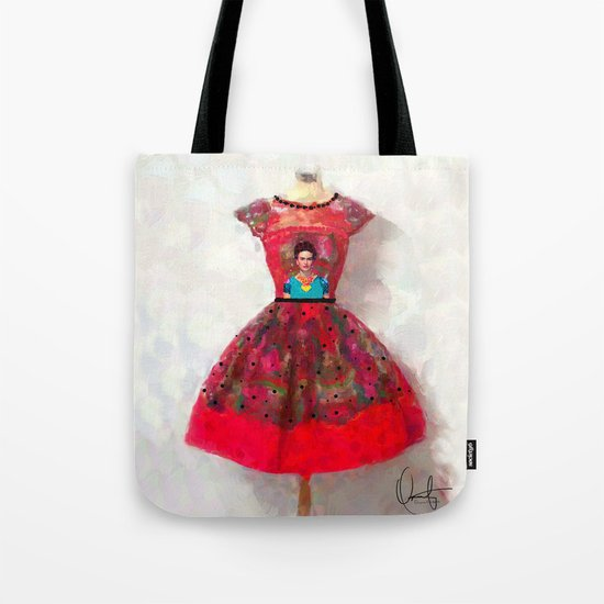 O'h So Frida  Tote Bag
