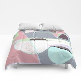 Italian 80's scandinavian style Comforters