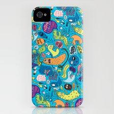 Gettin' Loose Pattern Slim Case iPhone (4, 4s)