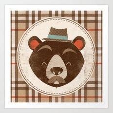 Uncommon Creatures - Bear Art Print