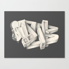DUBSKETCH Canvas Print