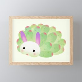 Sea sheep Framed Mini Art Print