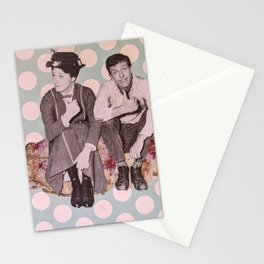 Thumbin' Stationery Cards